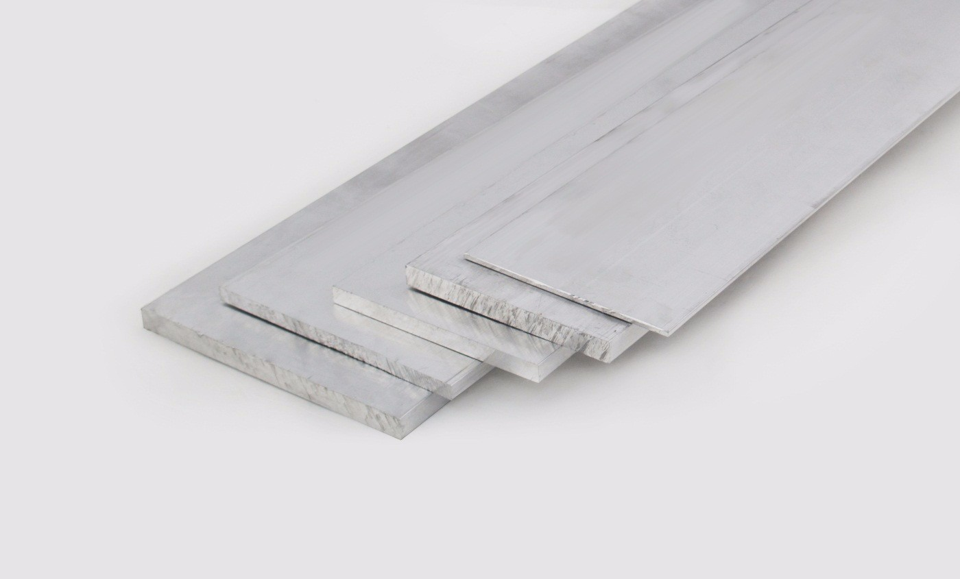 Aluminium square strip